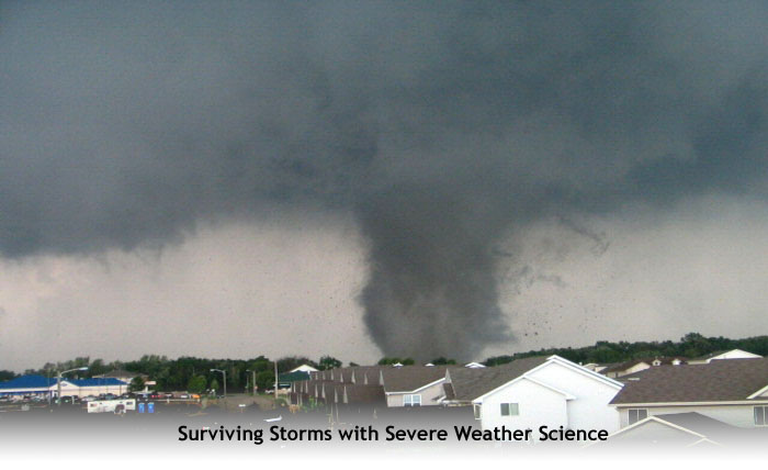 severe weather science